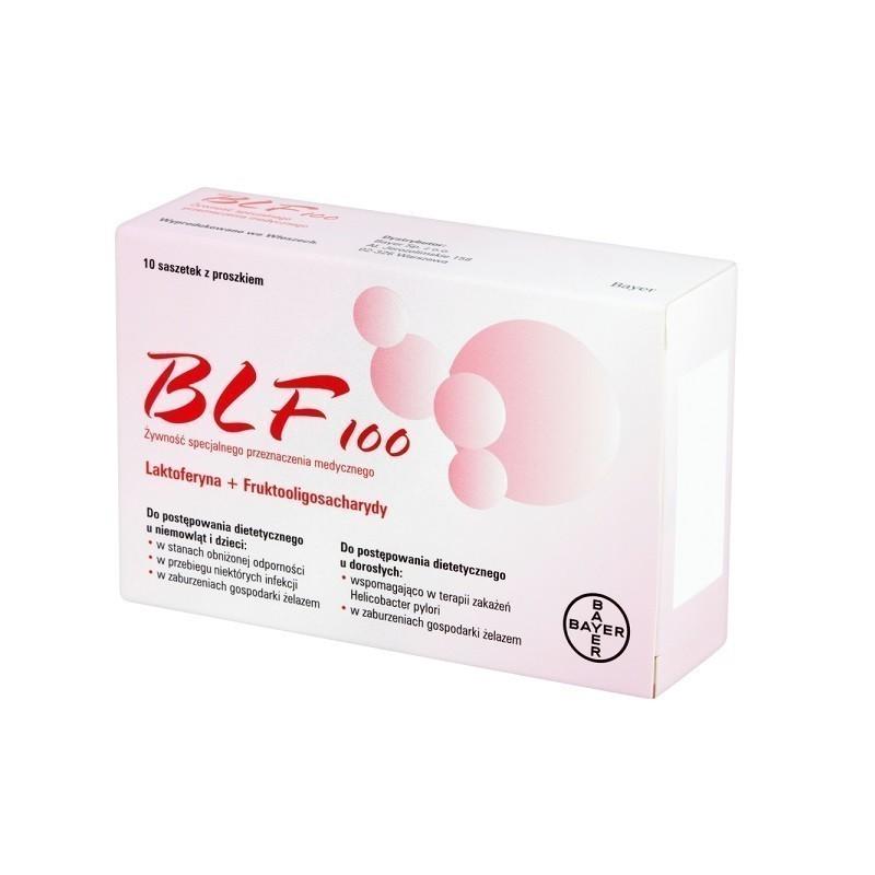 BLF 100 Proszek do Sporządzania Zawiesiny 10 Saszetek