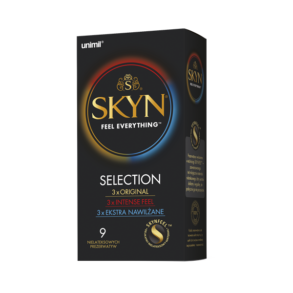 Unimil Skyn Selection 9 szt.