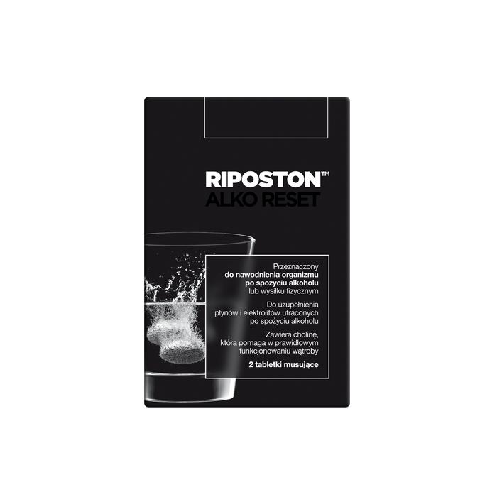 Riposton 2 Tabletki