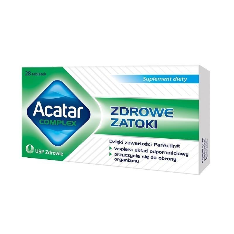 Acatar Complex 28 Tabletek