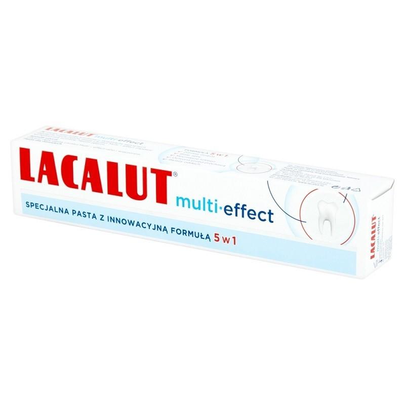 Lacalut Multi-Effect 5w1 Pasta do zębów 75 ml