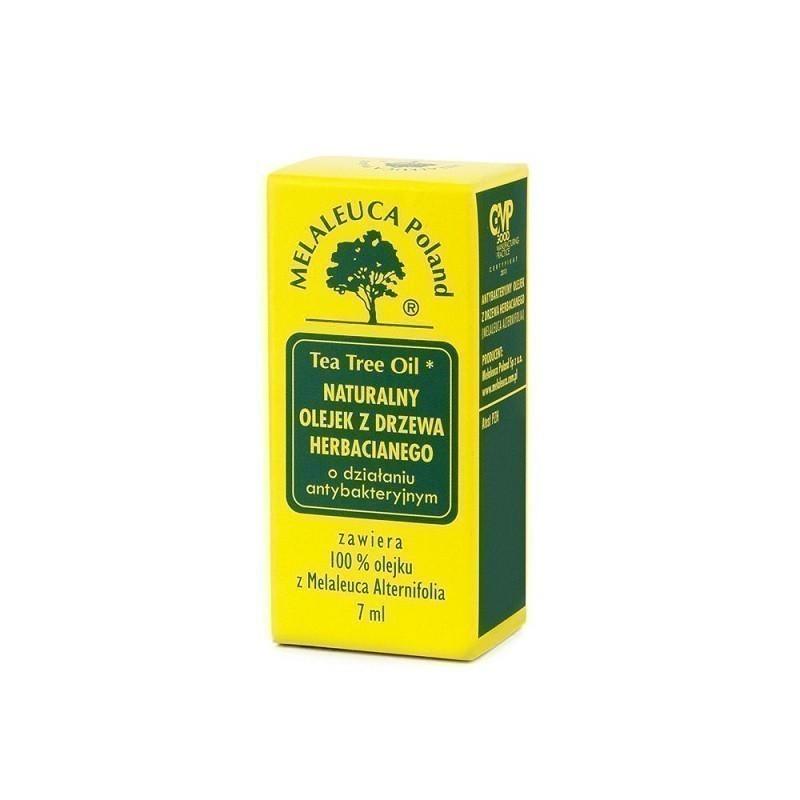 Tea Tree Oil Naturalny olejek z drzewa herbacianego 7 ml
