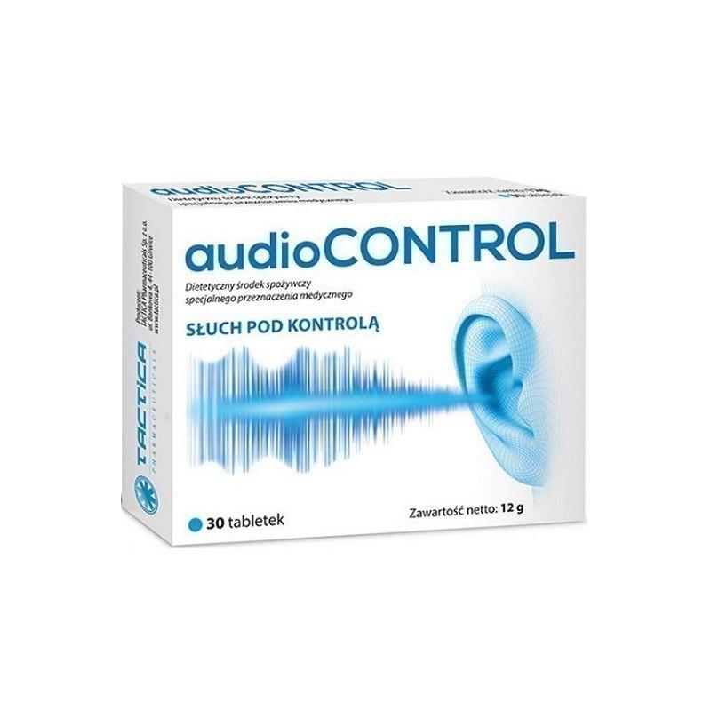 Audiocontrol 30 Tabletek