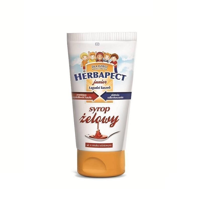 Herbapect Junior Syrop w Żelu 120 ml