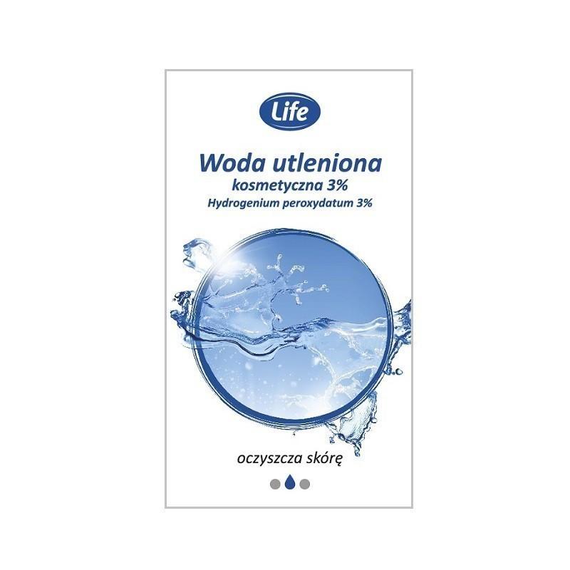Life woda utleniona 3% 100 ml