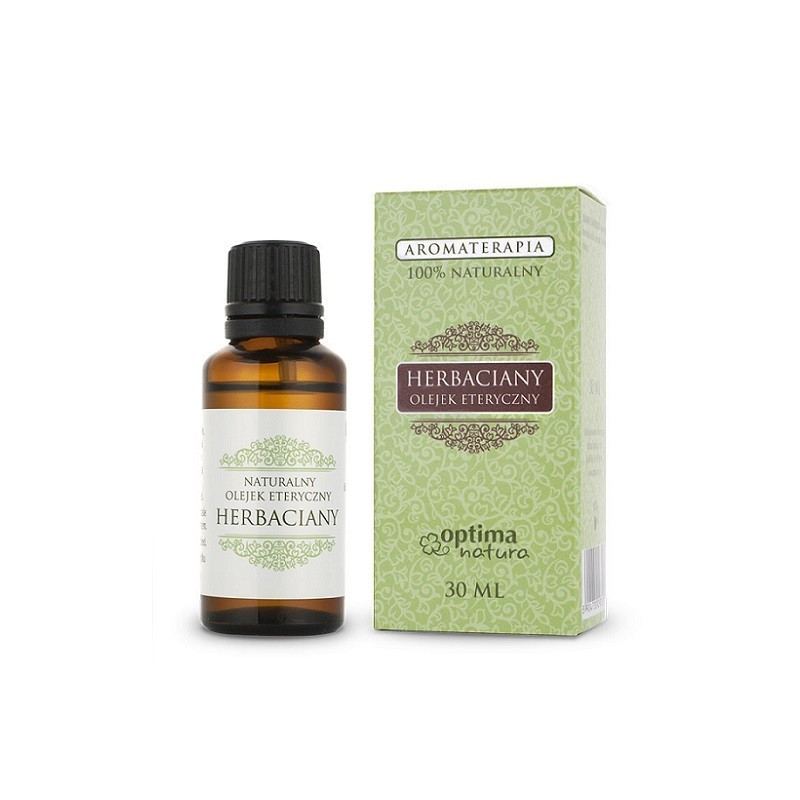 Naturalny Olejek Eteryczny Herbaciany 30 ml