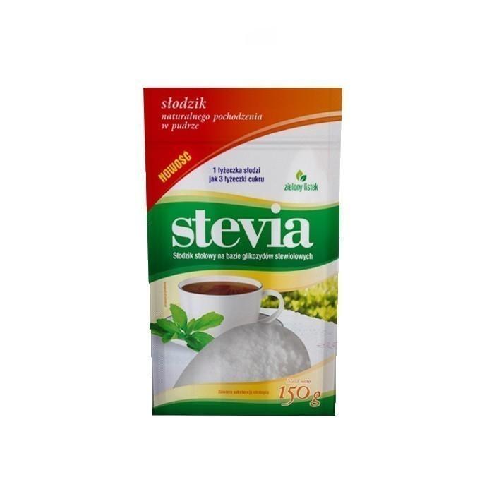 Zielony Listek Stevia Słodzik 150g