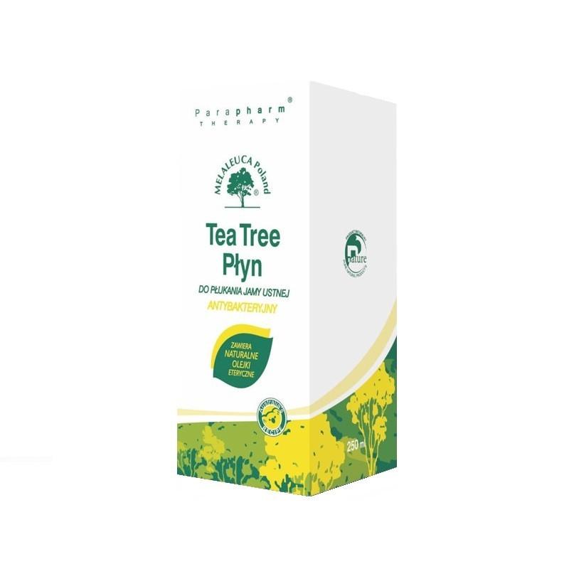 Tea Tree Płyn do płukania jamy ustnej antybakteryjny 250 ml