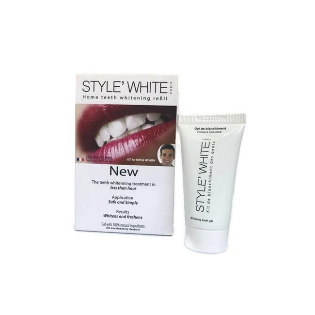 Style White Żel Uzupełnienie do wybielania zębów 20 ml