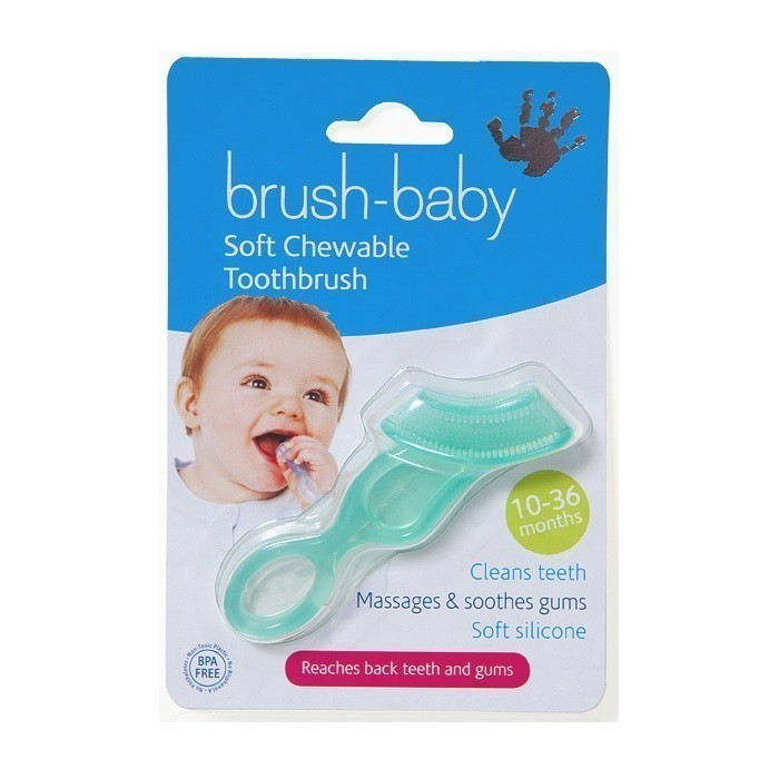 Brush-Baby Chewable Toothbrush Gryzak dla dzieci 1szt.