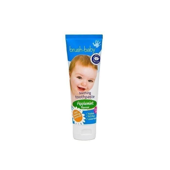 Brush-Baby Pasta na Ząbkowanie (0-2 Lat) 50 ml