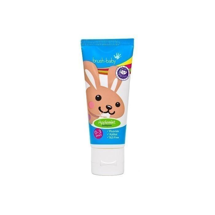 Brush-Baby Pasta dla Dzieci (0-3 Lat) 50 ml