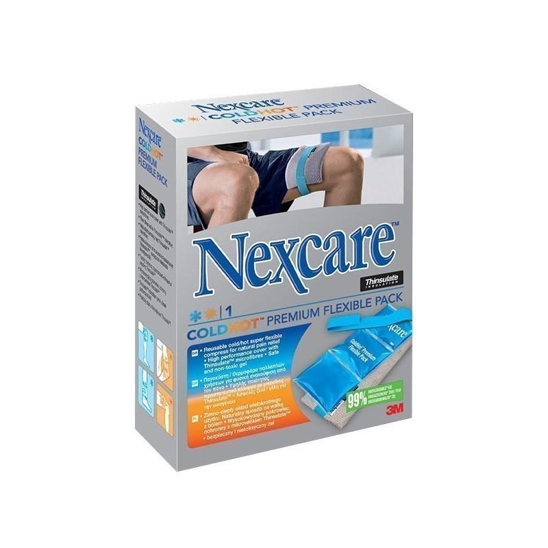 Nexcare ColdHot Premium Okład żelowy 11 x 23,5 cm