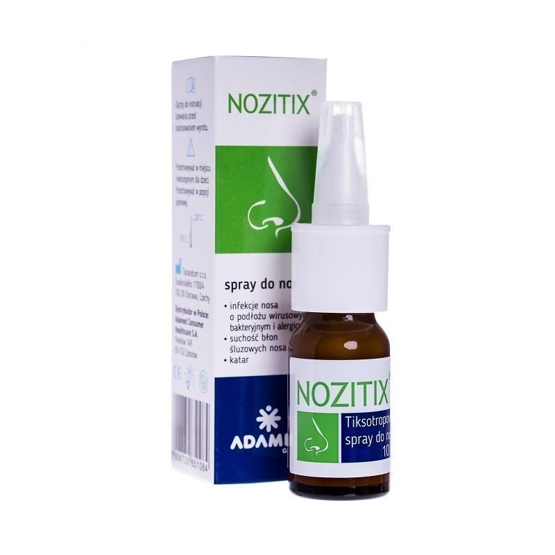 Nozitix Spray do Nosa 10 ml