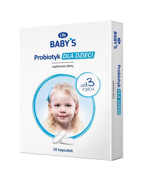 Life Baby`s Probiotyk Dla Dzieci
