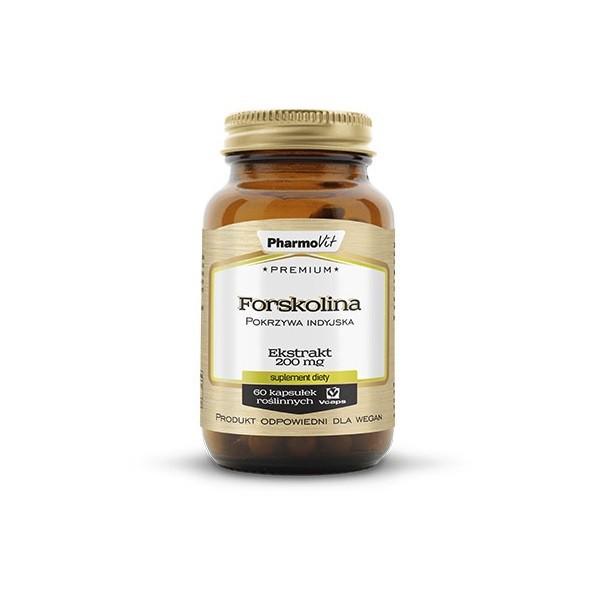 PharmoVit Forskoline Pokrzywa Indyjska 60 Kapsułek