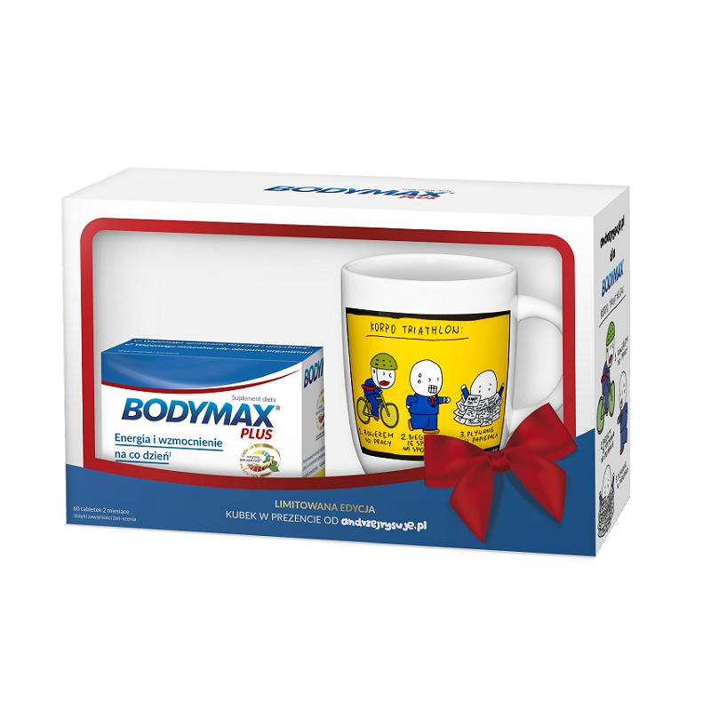 Bodymax Plus + Kubek Gratis