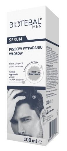 Biotebal Men Serum Przeciw Wypadaniu Włosów 100 ml