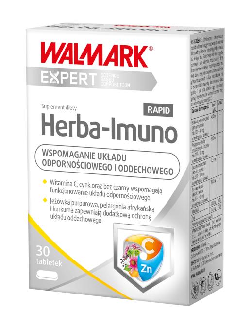 Herba-Immuno Rapid 30 Tabletek