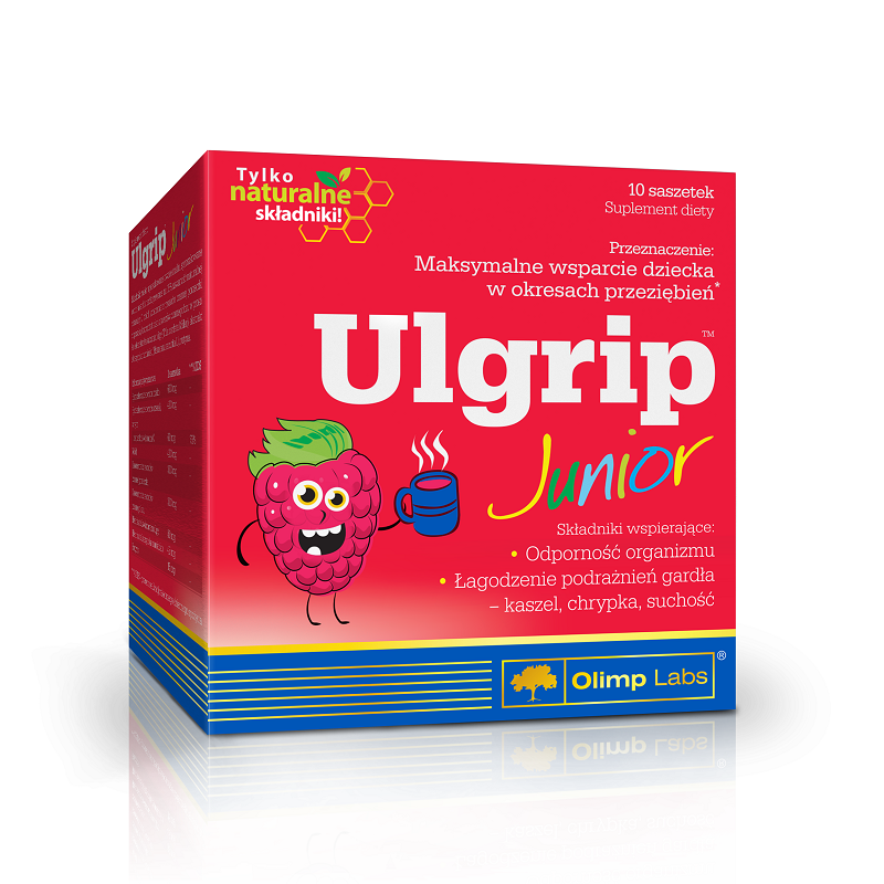 Olimp Ulgrip Junior 10 Saszetek