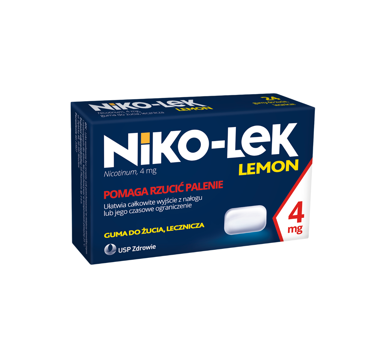 Niko-Lek Lemon (Niccorex Lemon)