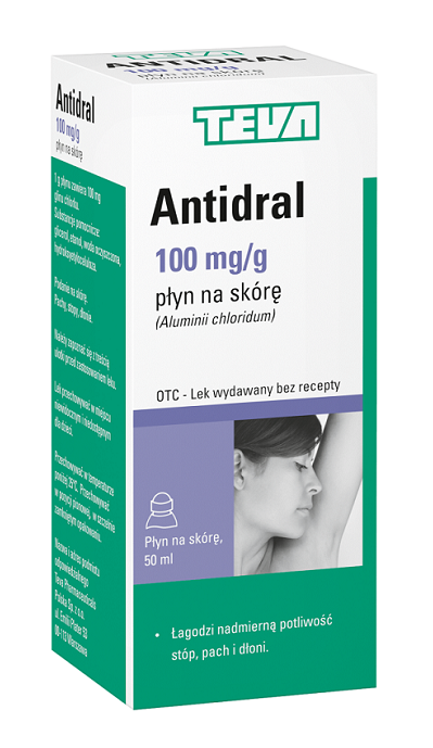 Antidral 10% Płyn 50 ml