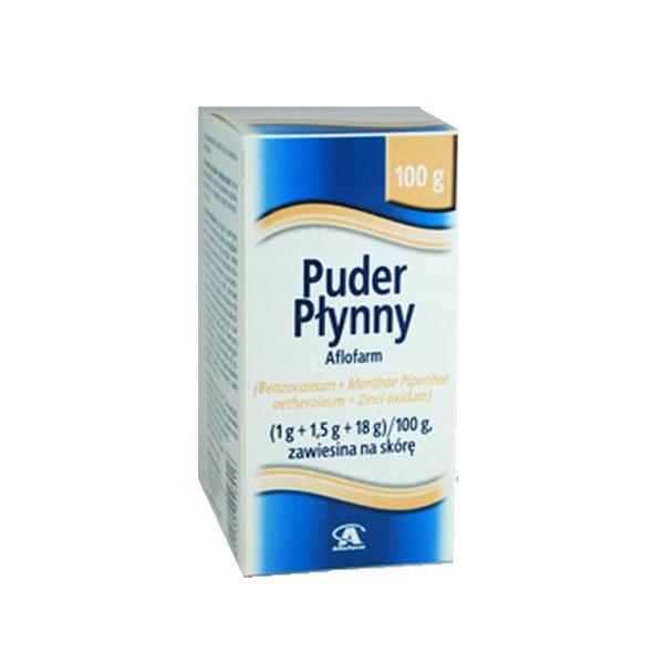 Puder Płynny Aflofarm 100 g