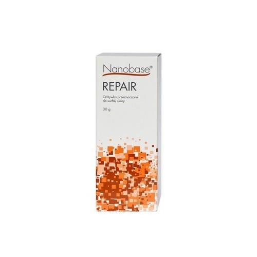 Nanobase Repair Odżywka do skóry suchej 30 g