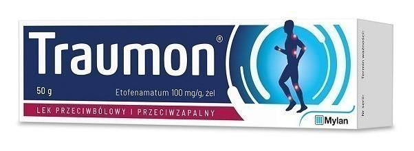 Traumon Żel 50 g