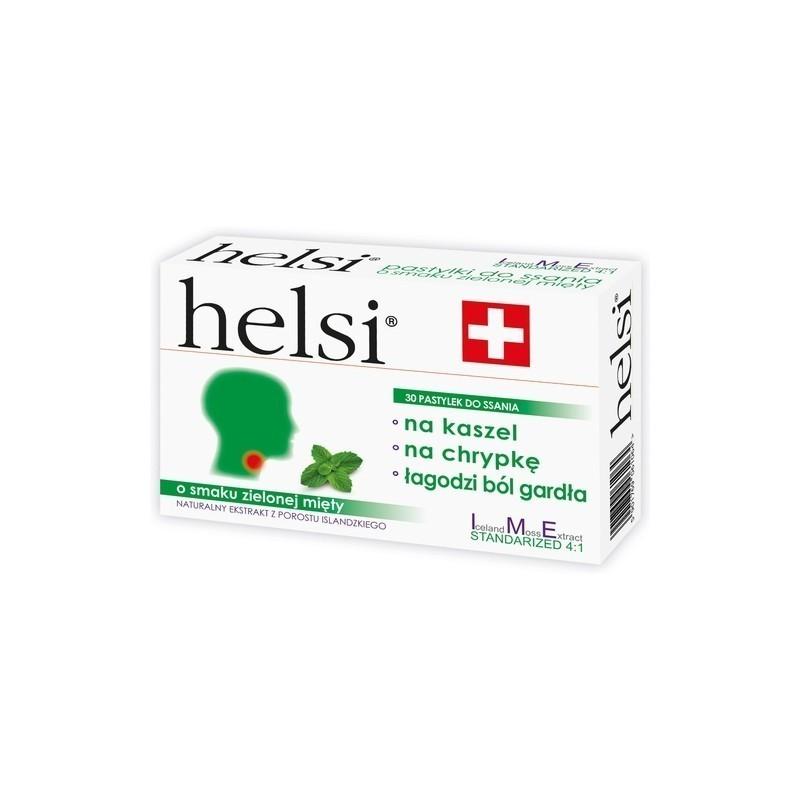 Helsi sm.zielonej mięty