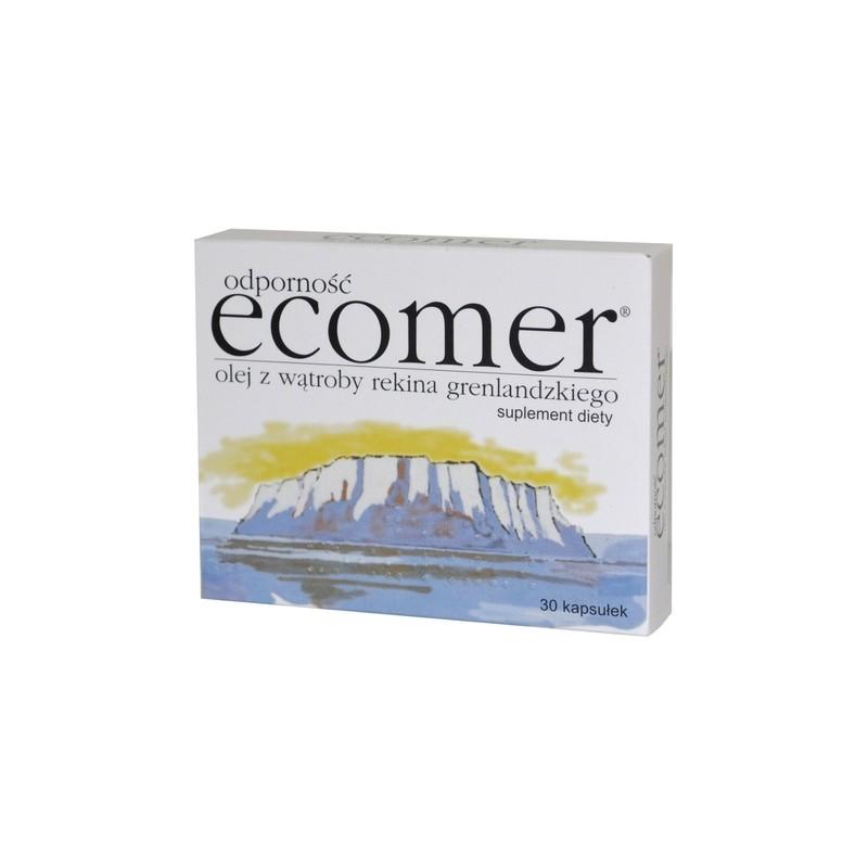 Odporność Ecomer