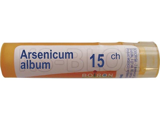 BOIRON Arsenicum album 15 CH