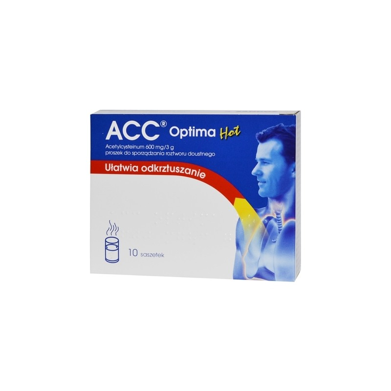 ACC optima Hot 10szt.