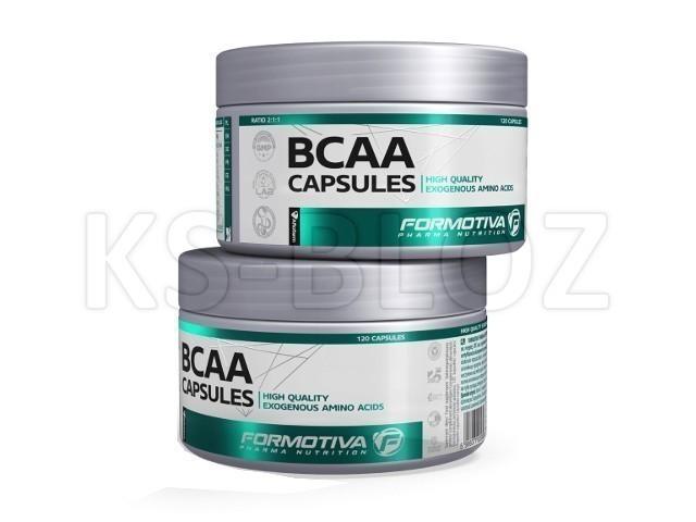 FORMOTIVA BCAA CAPSULES