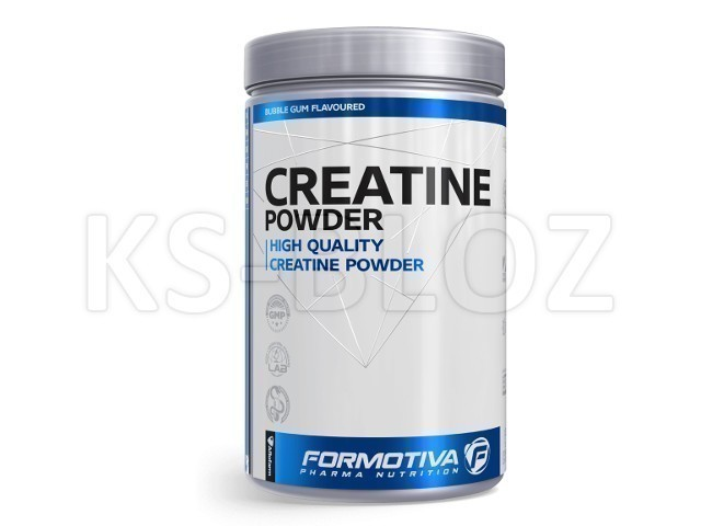FORMOTIVA CREATINE Powder bubble gum flavoured
