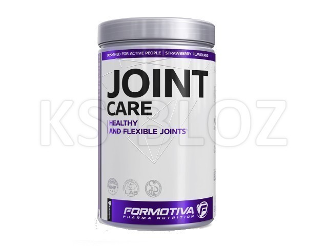 FORMOTIVA JOINT CARE strawberry flavoured