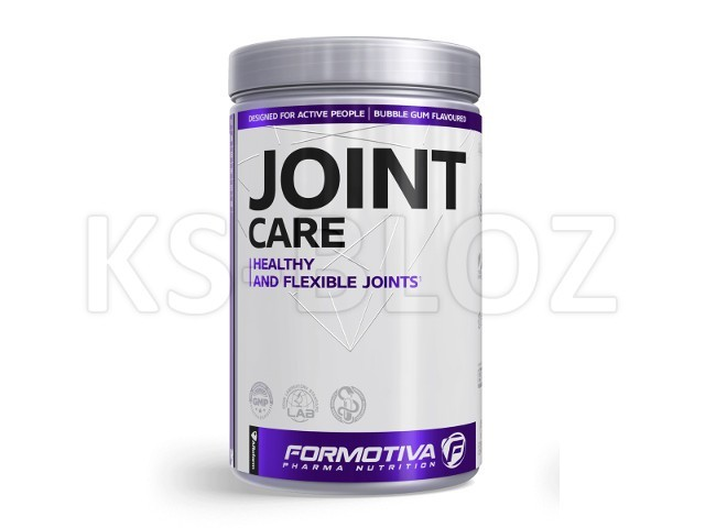FORMOTIVA JOINT CARE bubble gum flavoured
