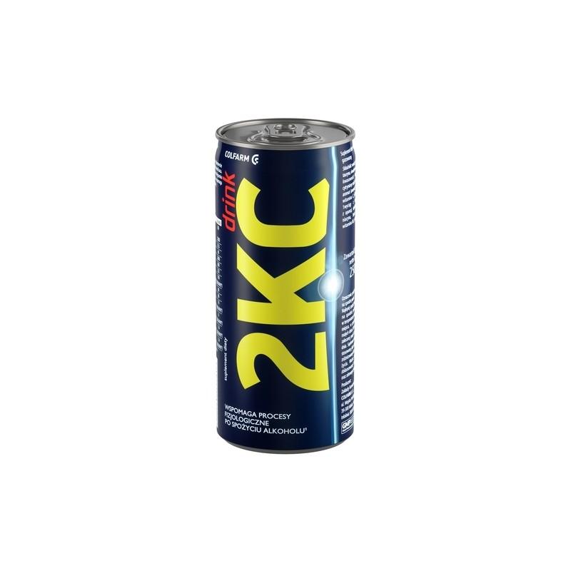 2 KC Drink