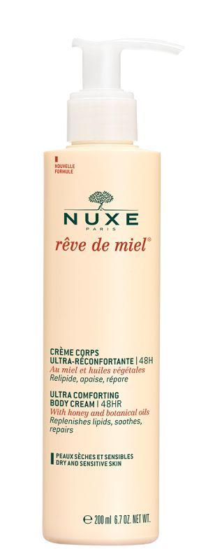 Nuxe Rêve de Miel® Crème Corps Ultra-Réconfortante