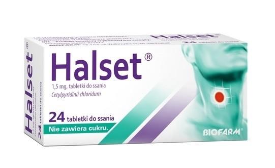 Halset 24 Tabletki