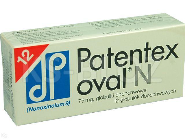 Patentex Oval N