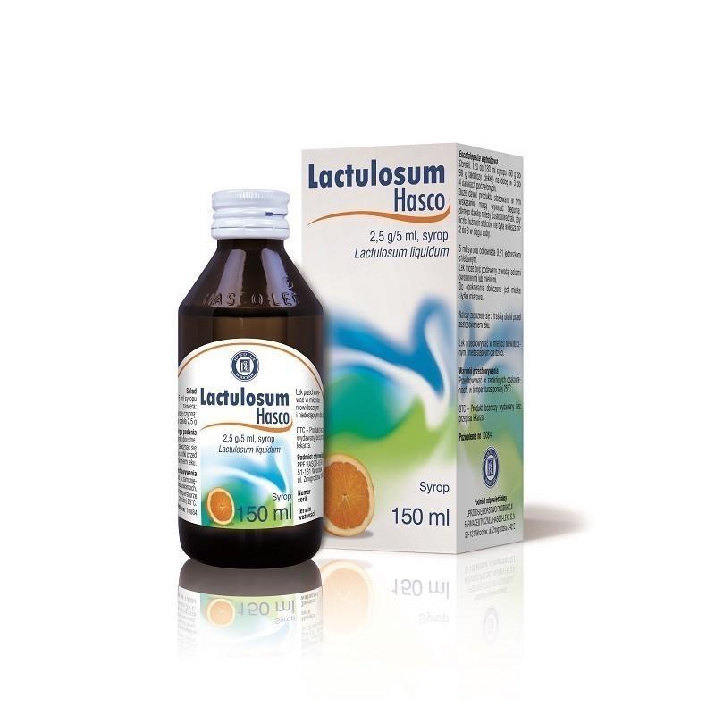 Lactulosum Hasco Syrop 150 ml