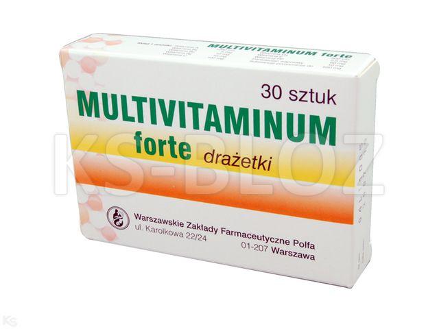 Multivitaminum forte