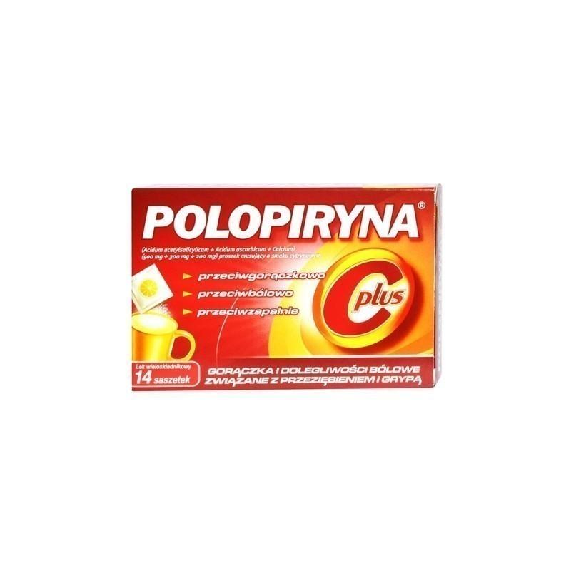 Polopiryna C Plus