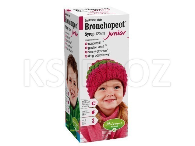 Bronchopect Junior