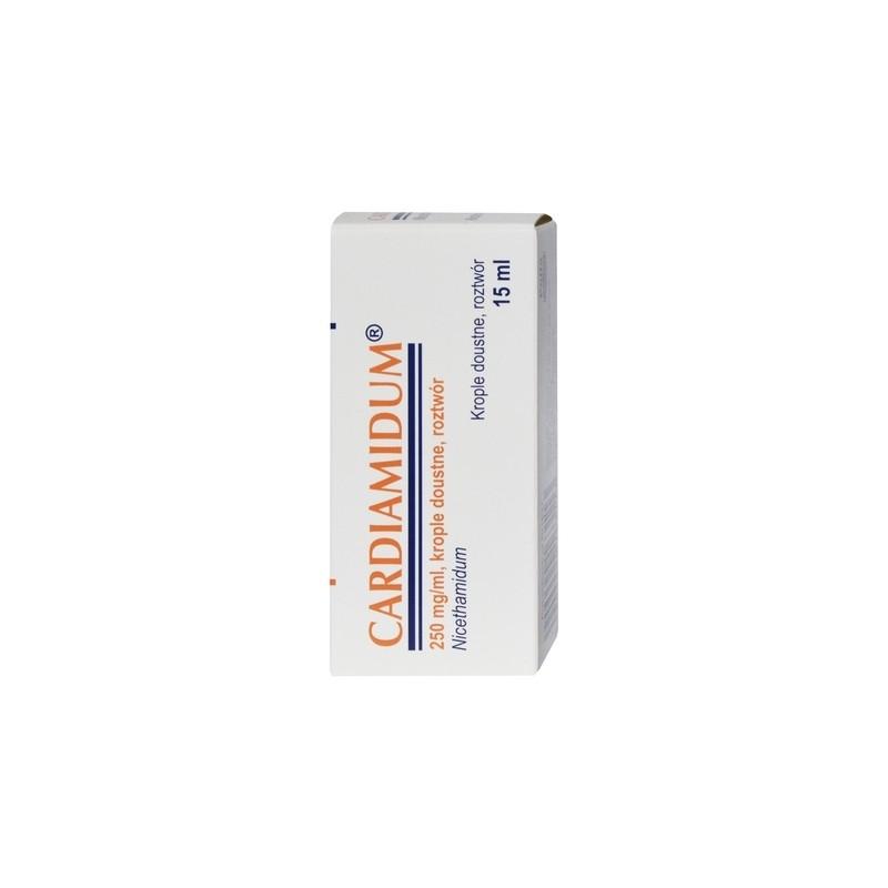 Cardiamidum Krople 15 ml