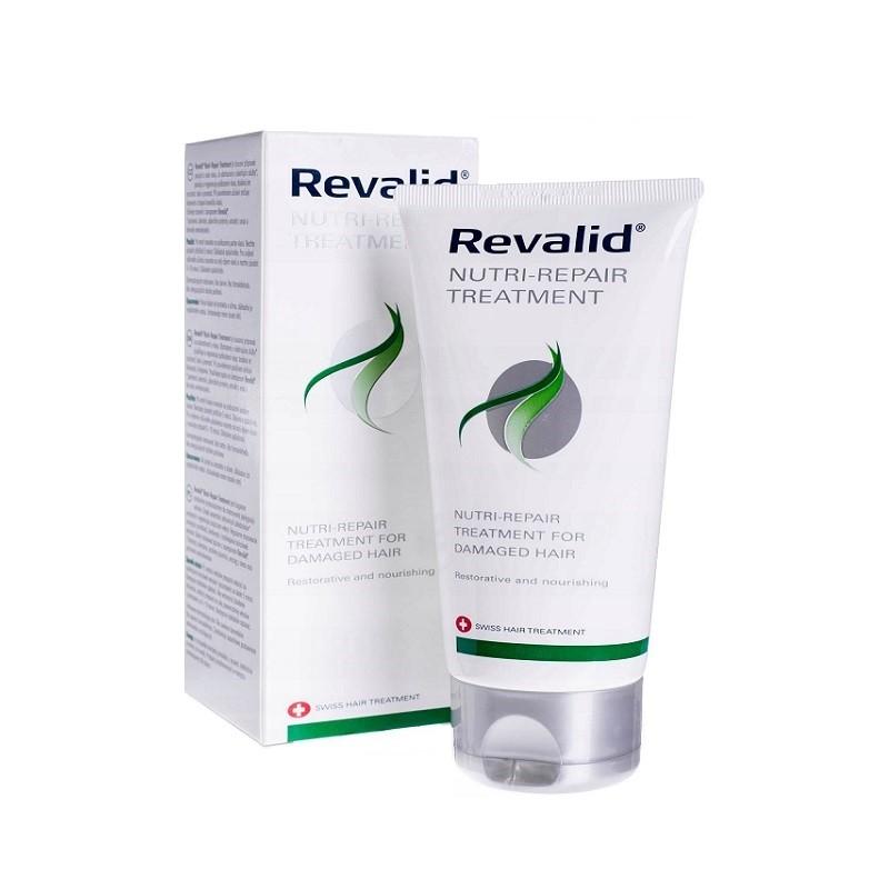Revalid Nutri Repair Kuracja do zniszczonych włosów 150 ml