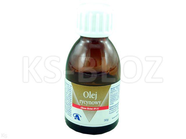 Olej rycynowy Aflofarm