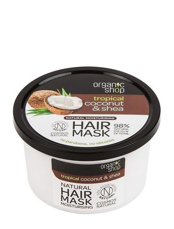 Organic Shop Coconut&Shea