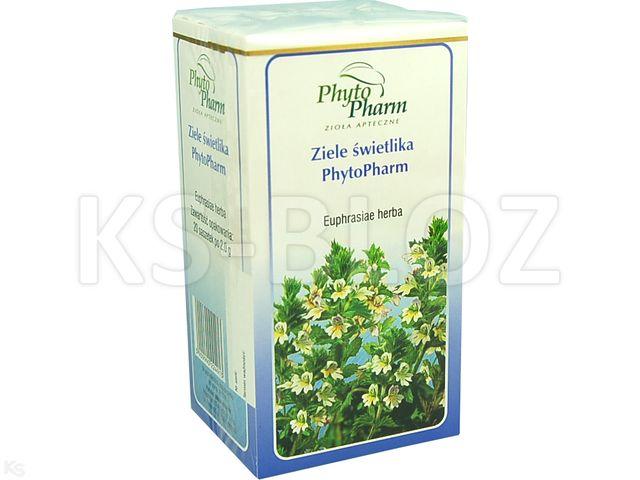 Świetlik zioła fix Phytopharm